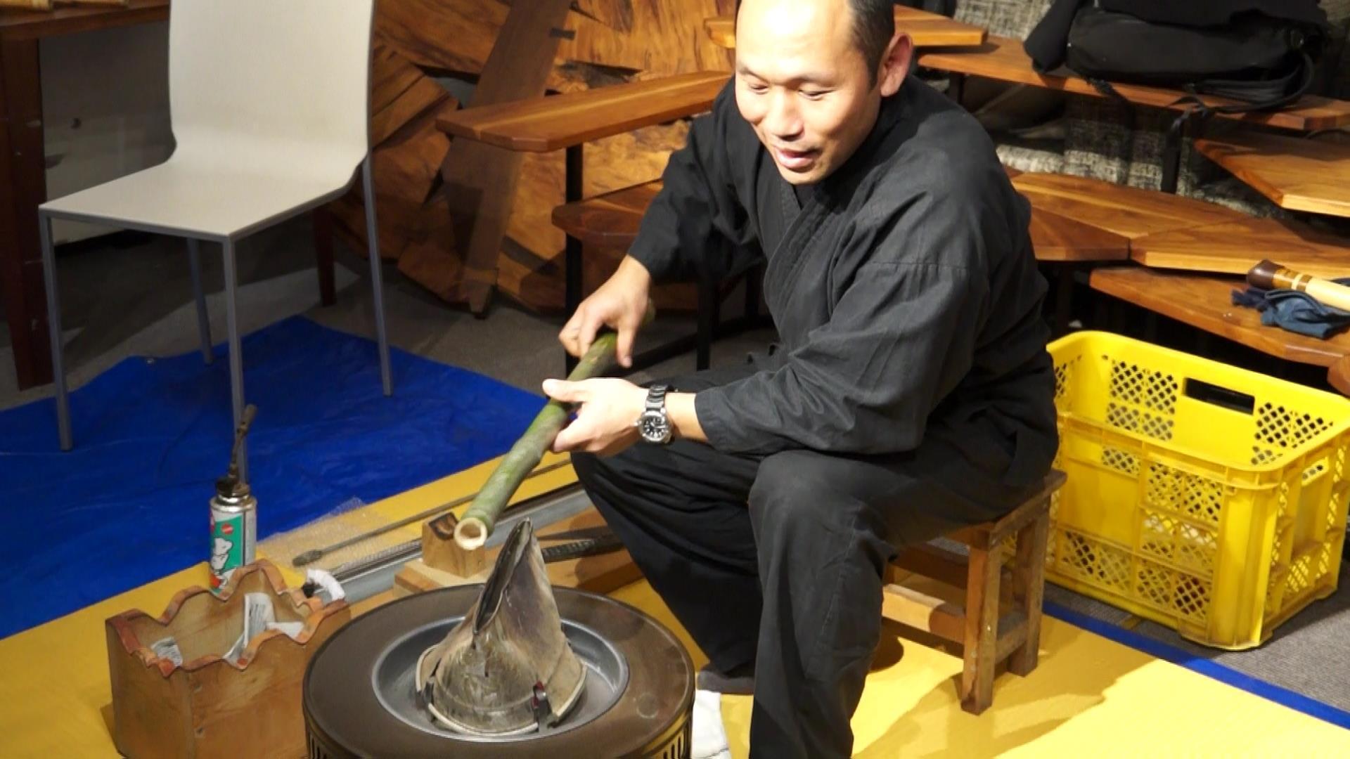 第3回 邦楽器造りの匠と邦楽器演奏家による体験型セッション